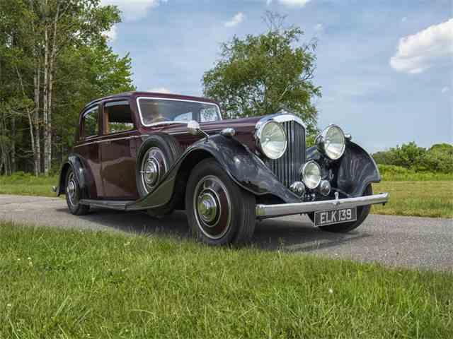 1937 Bentley 4-1/4 Litre | 994940