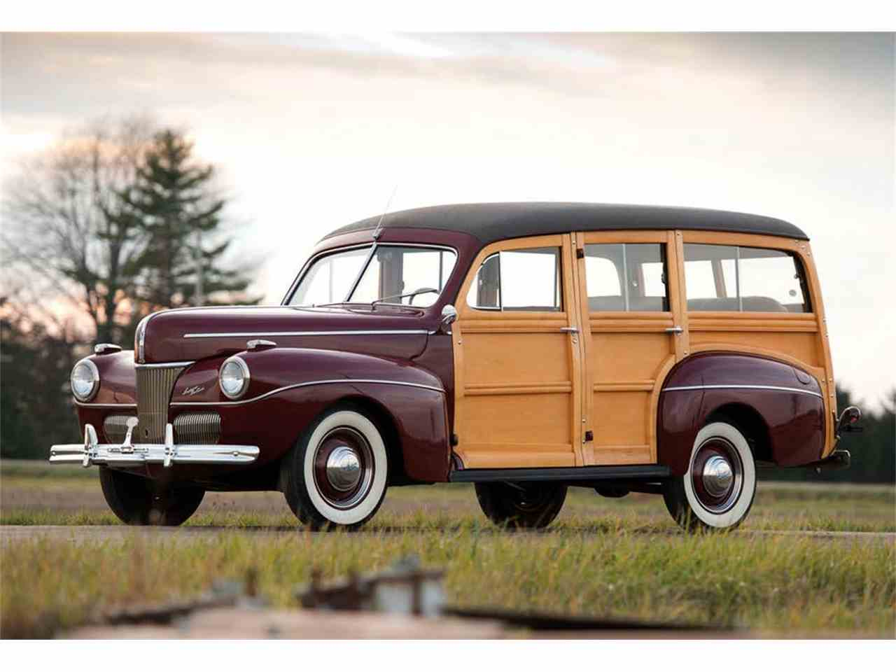 1941 Ford Woody Wagon For Sale Classiccars Com Cc 994947