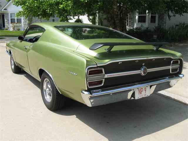 1968 ford torino for sale on 11 available. Black Bedroom Furniture Sets. Home Design Ideas