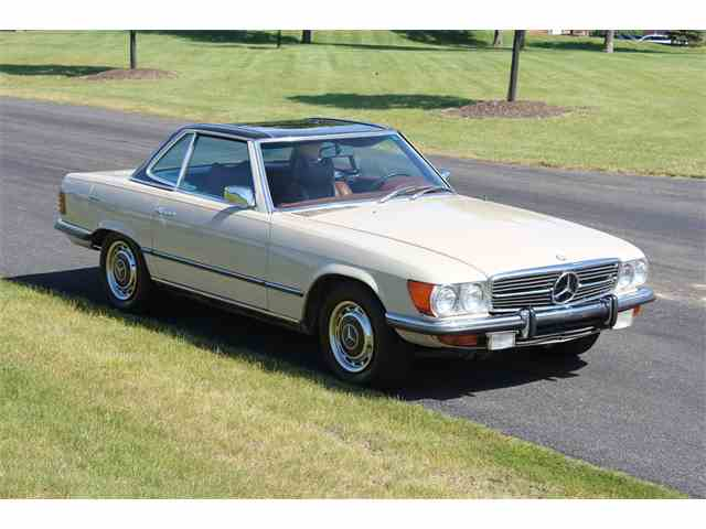 1972 Mercedes-Benz 350SL | 994959