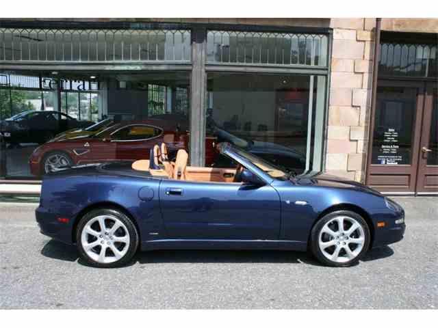 2003 Maserati Spyder | 994976
