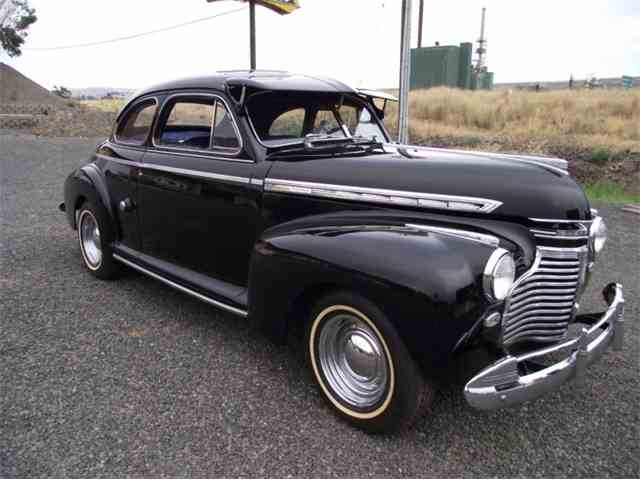 1941 Chevrolet Business Coupe | 994985