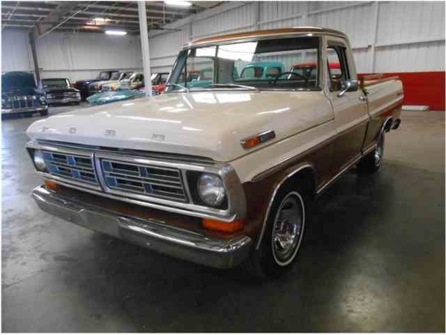 1972 Ford F100 | 994990