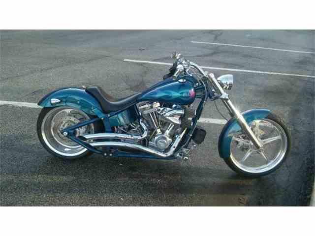 2003 Big Dog Motorcycles Mastiff | 990005