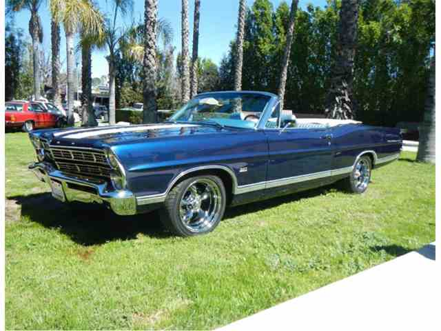 1967 Ford Galaxie | 990050