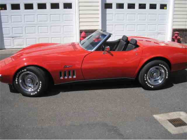 1969 Chevrolet Corvette | 995001