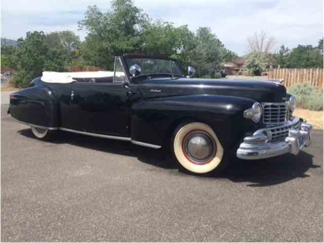 1948 Lincoln Continental | 995002