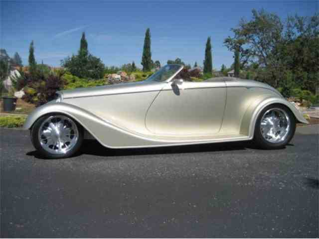 1933 Ford Roadster | 995003