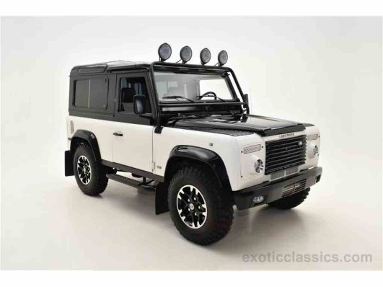 1997 Land Rover Defender for Sale - CC-990501