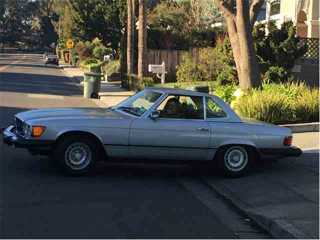 1979 Mercedes-Benz 450SL | 995011
