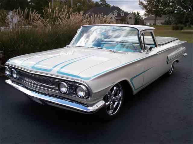 1960 Chevrolet El Camino | 995012