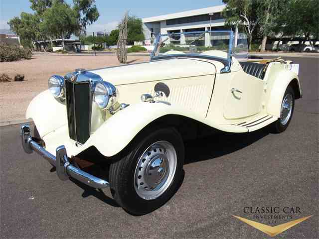 1952 MG TD | 995015