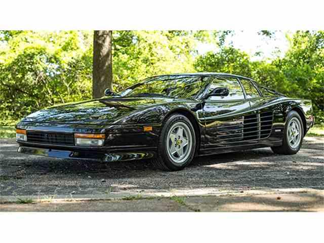 1990 Ferrari Testarossa | 995026