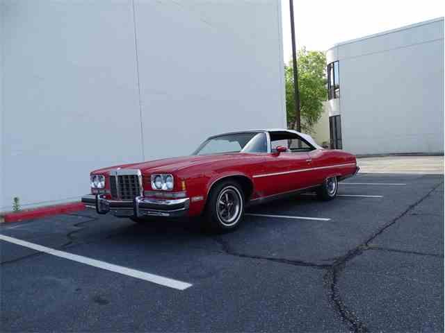1974 Pontiac Grand Ville | 995045