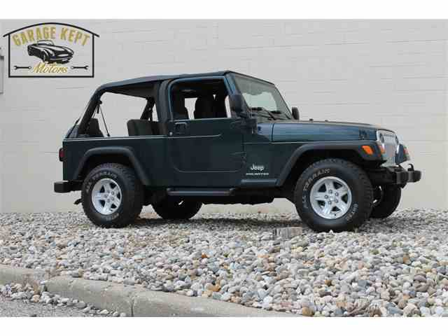 2005 Jeep Wrangler Unlimited LJ | 995046