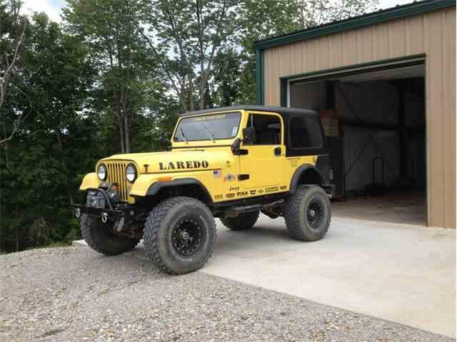 1985 AMC Jeep CJ7 Laredo | 995049