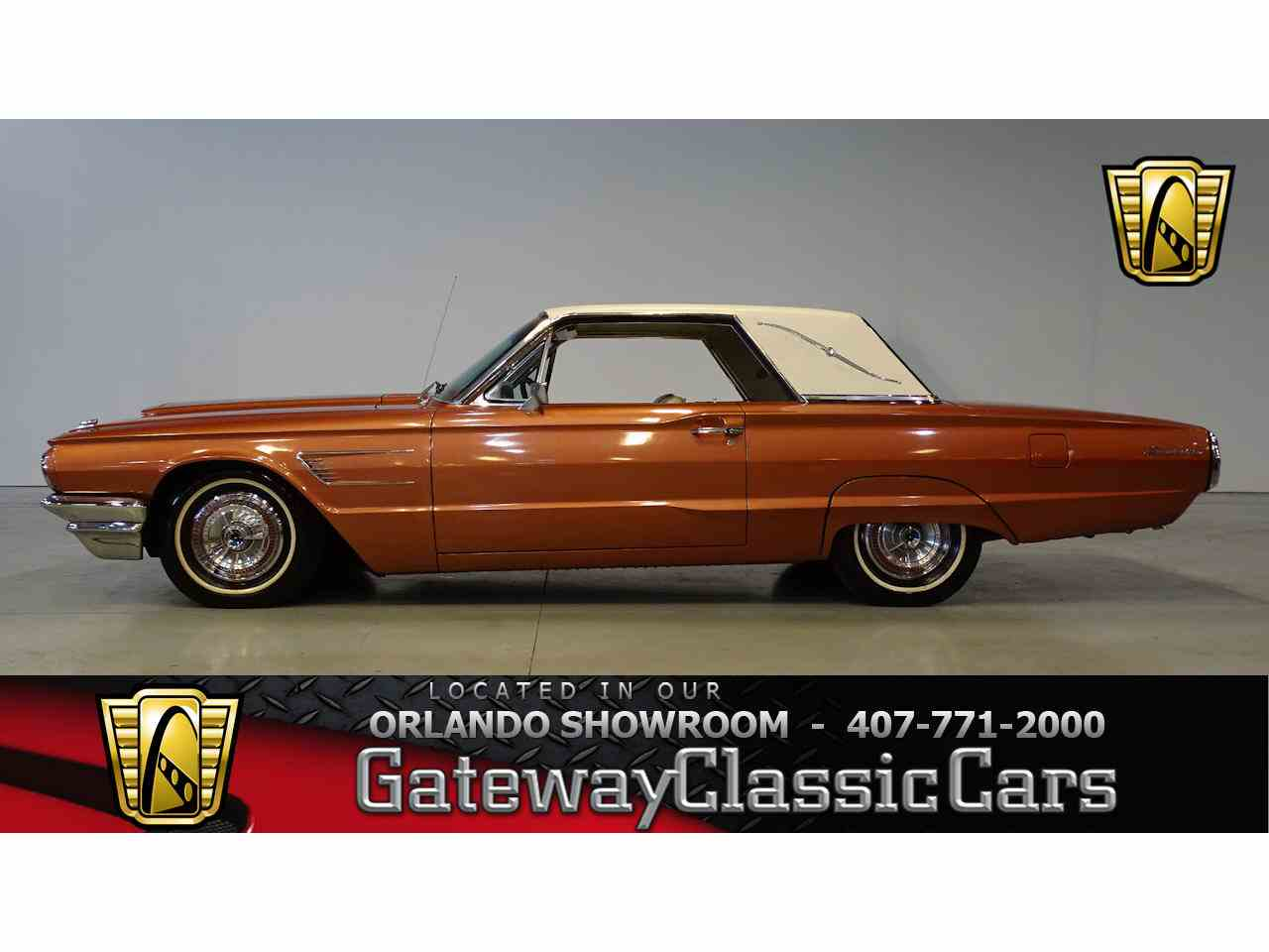1965 Ford Thunderbird for Sale - CC-995056