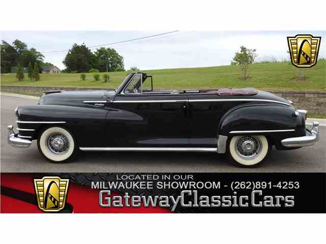 Classic Chrysler Windsor For Sale On Classiccars Com 26