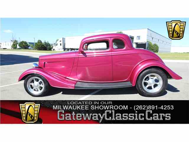 1934 Ford Coupe | 995060