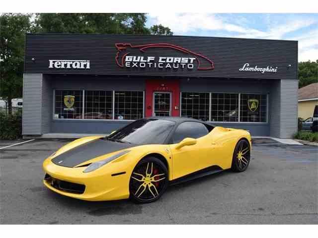 2010 Ferrari 458 | 995065