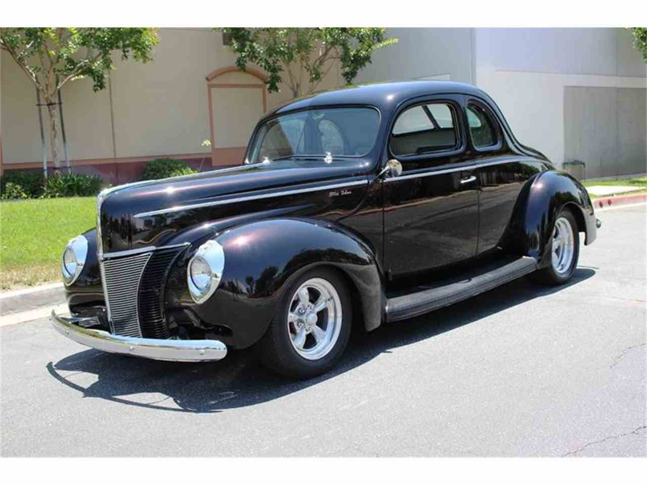 Ford Coupe For Sale Classiccars Com Cc