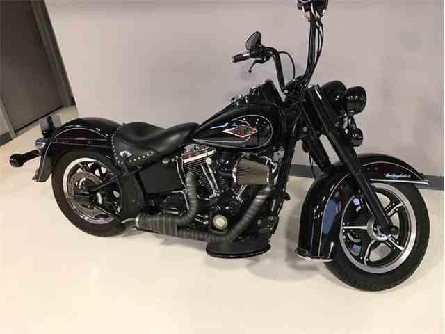 2009 Harley-Davidson Softail Heritage | 995071