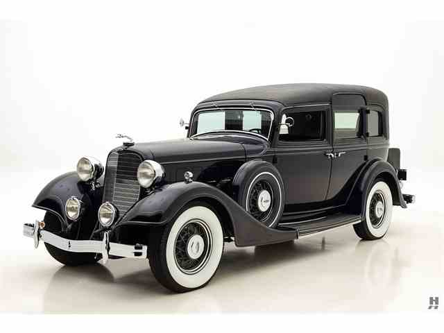 1934 Lincoln Antique | 995078