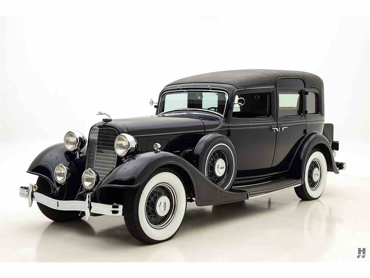 1934 Lincoln Antique - CC-995078
