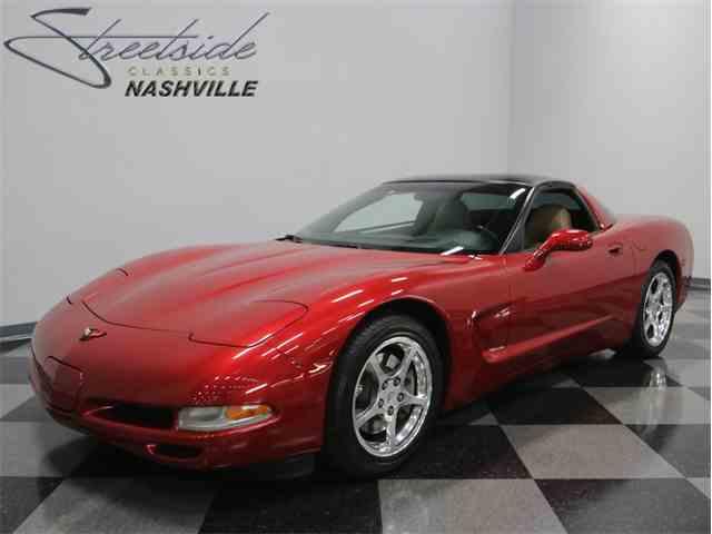2001 Chevrolet Corvette | 995087