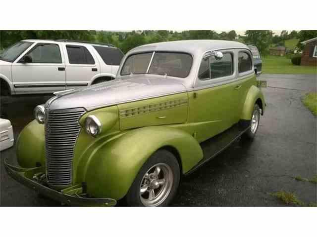 1937 Chevrolet Sedan | 995090