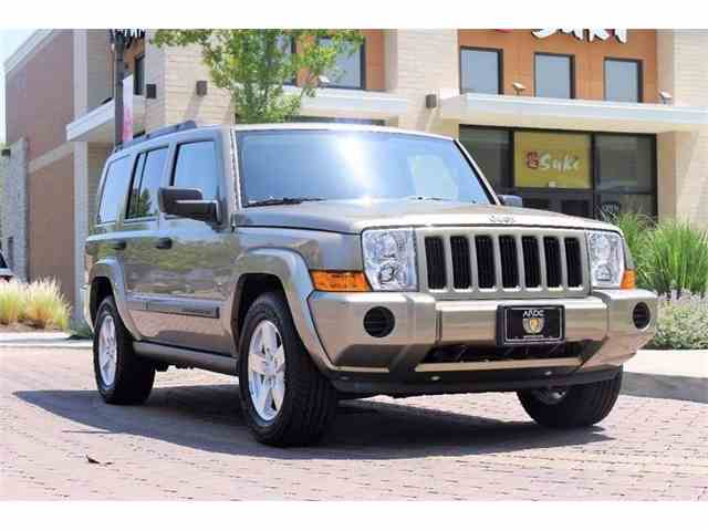 2006 Jeep Commander | 995094