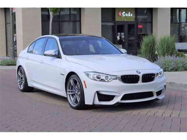 2015 BMW M3   995095