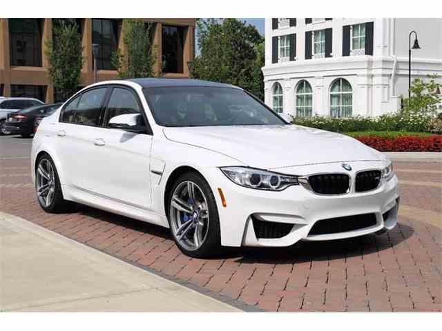 2015 BMW M3 | 995095