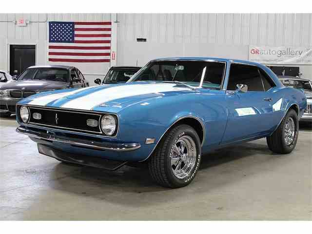 1968 Chevrolet Camaro | 990511