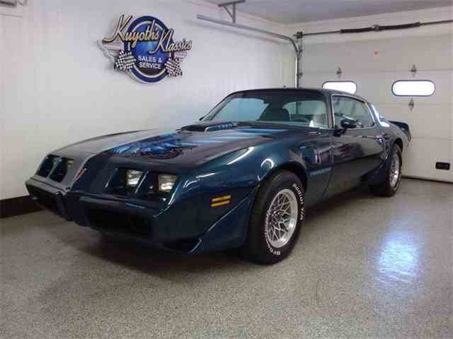 1979 Pontiac Firebird Trans Am | 995110