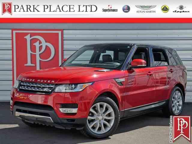 2015 Land Rover Range Rover Sport | 995117
