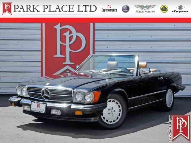1989 Mercedes-Benz 560SL | 995119
