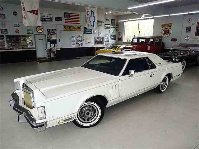 1979 LINCOLN MARK V COLLECTOR SERIES | 995122