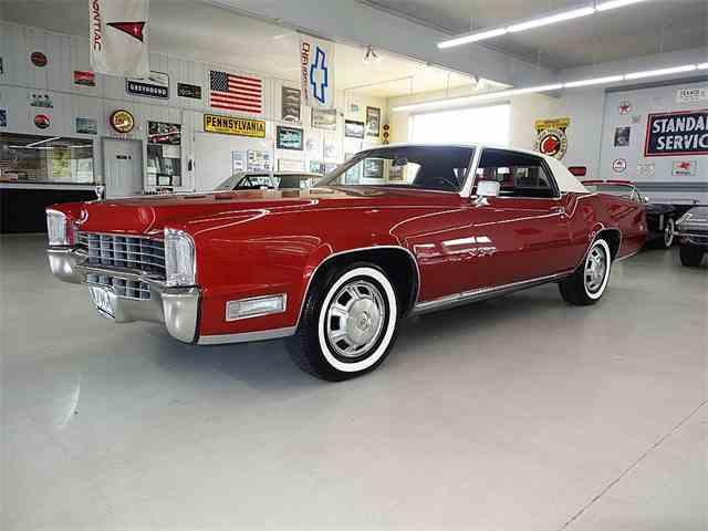 1968 Cadillac Eldorado | 995123