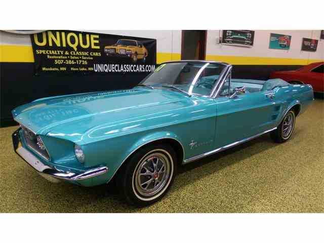 1967 Ford Mustang    Convertible | 995129