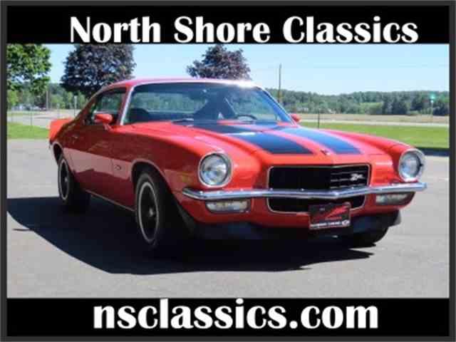 1973 Chevrolet Camaro | 990513