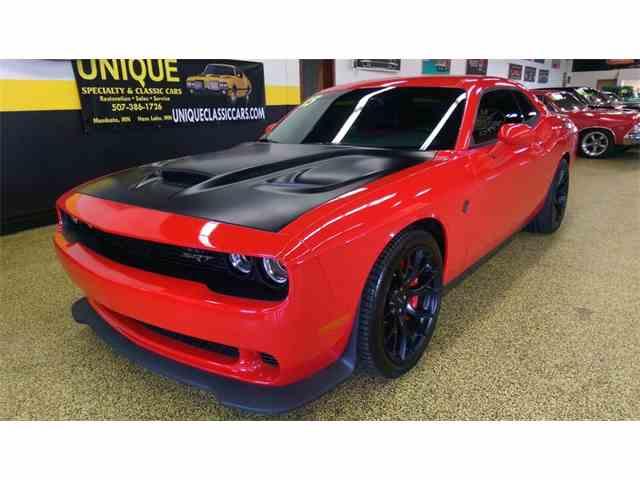 2015 Dodge Challenger    SRT Hellcat | 995130