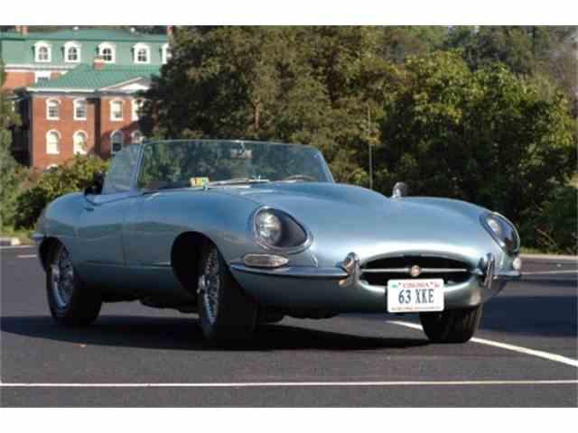 1963 Jaguar XKE | 995137