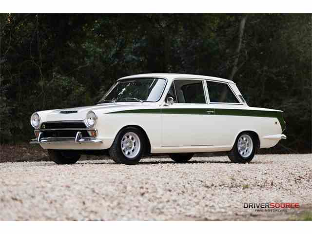 1966 Ford Lotus Cortina | 995140