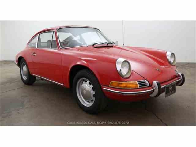 1970 Porsche 911T   995144