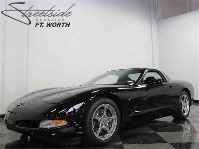 2000 Chevrolet Corvette FRC  (Hard Top) | 995159