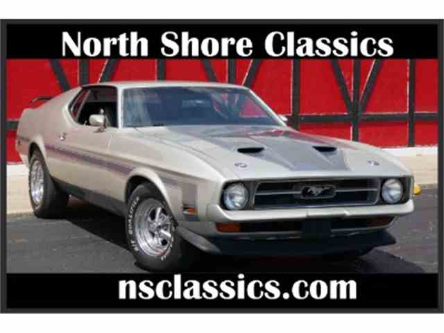 1971 Ford Mustang | 995166