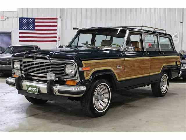 1985 Jeep Wagoneer | 995168