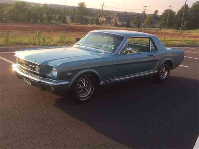 1966 Ford Mustang | 995169