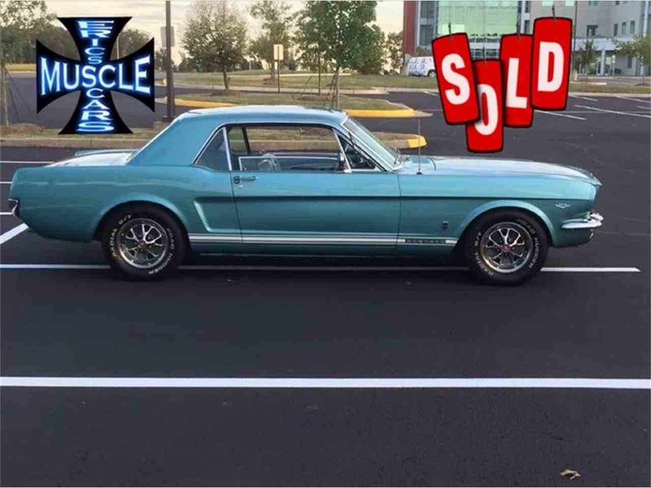 1966 Ford Mustang for Sale   ClassicCars.com   CC-995169